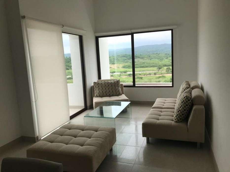 Departamento de Venta en Urb. Montecristi Golf Club, 2 dormitorios