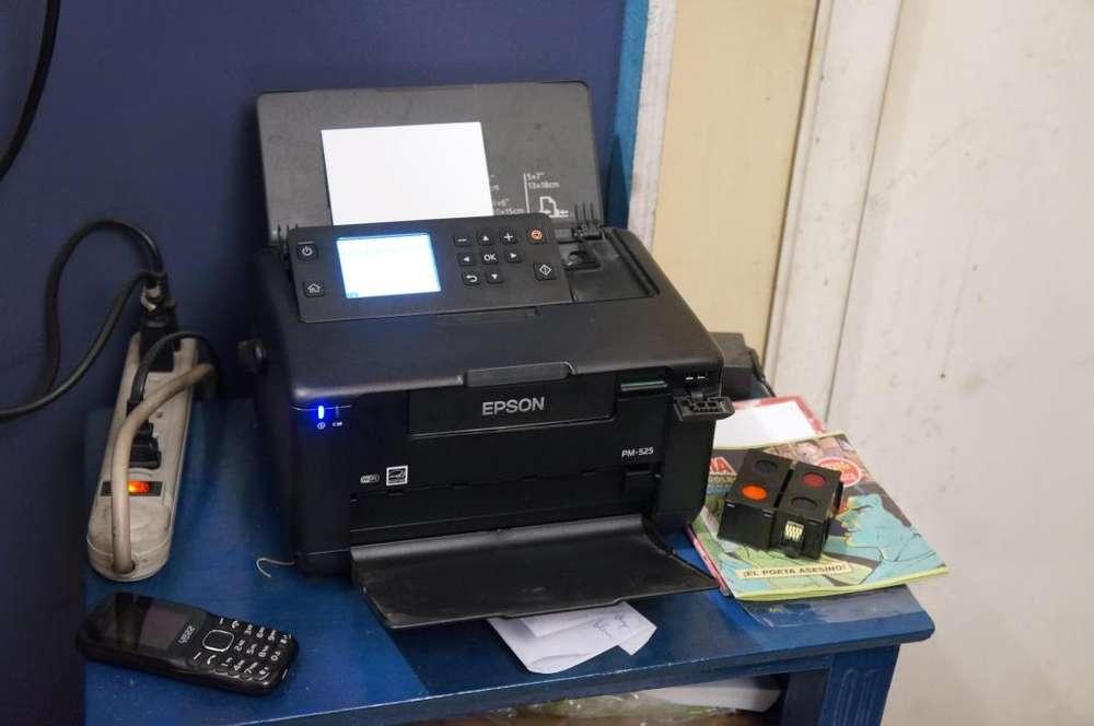 <strong>impresora</strong> Fotografica Epson PM-525