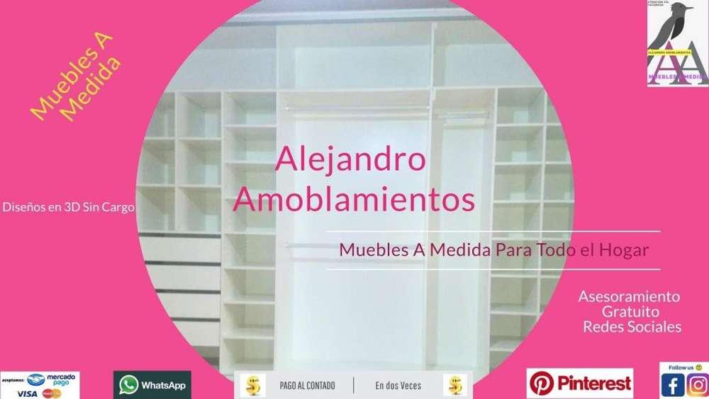 Muebles A Medida Alejandro Amoblamientos