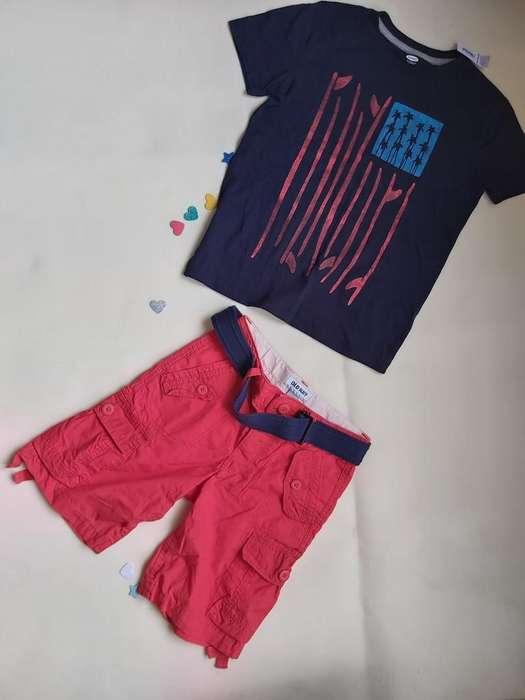 <strong>ropa</strong> de Niña Americana