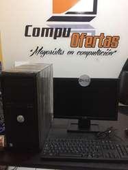 OFERTA..!! COMPUTADOR DELL ORIGINAL COMPLETO