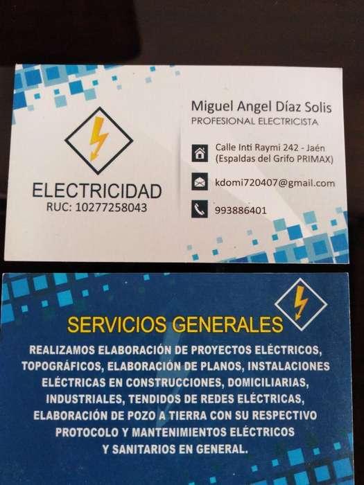 Profesional Electricista