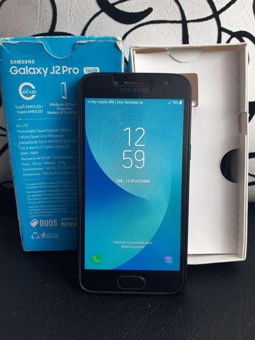 Samsung J2 Pro Dual Sim 2 Meses de Uso