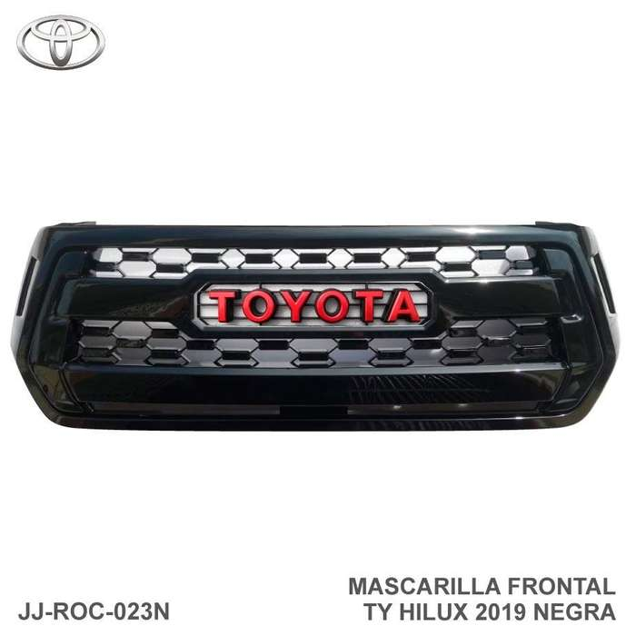 MASCARILLA FRONTAL TOYOTA