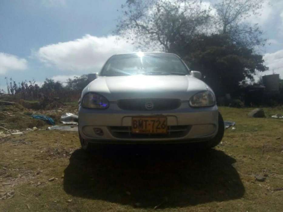 Chevrolet Corsa 4 Ptas. 2003 - 190000 km