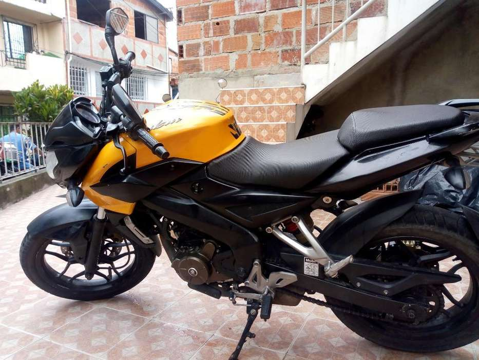 Se Vende Ns 200 en Perfecto Estado.