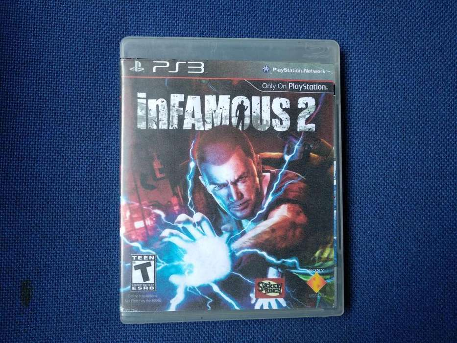 Infamous 2 Juego Ps3
