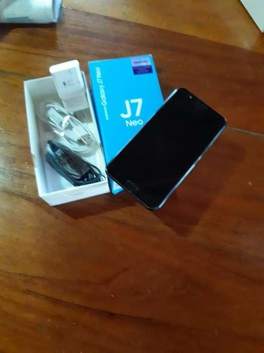 Vendo Samsung J7 Neo Liberado