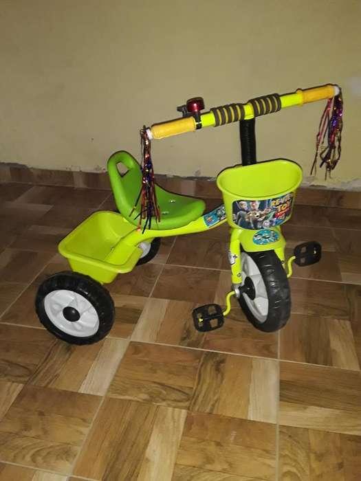 Triciclo Nuevo Ideal para El Dia Del Niñ