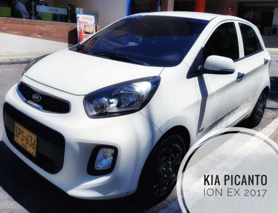 Kia Picanto 2017 - 49000 km