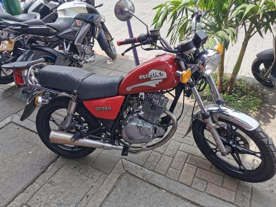 Suzuki Gn 2005 Soat Y Tecno Enero