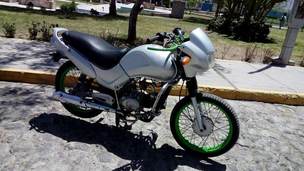 Moto sin Tranferencia