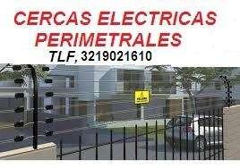 CERCAS ELÉCTRICAS INSTALACIONES Y SERVICIOS TLF 3219021610