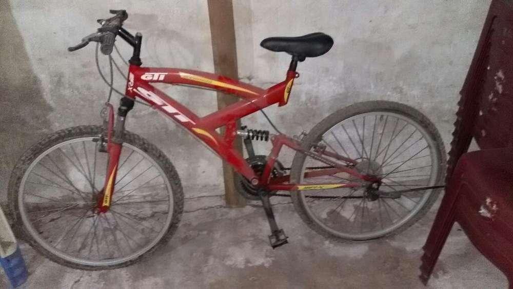 Bicicleta Tipo Montañera