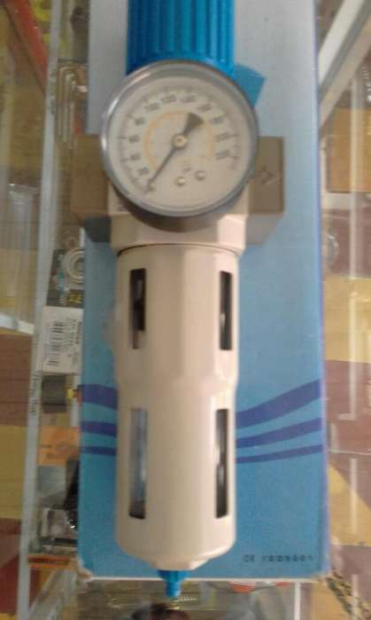 Filtro Regulador Industrial 200 Psi