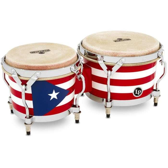 vendo bongo Lp en buenas condiciones.el parche agudo si esta para cambiarlo por eso lo oferto hasta 350 soles