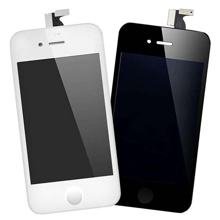 Modulo Lcd Pantalla Display Tactil Iphone 4 4s A1387 A1332