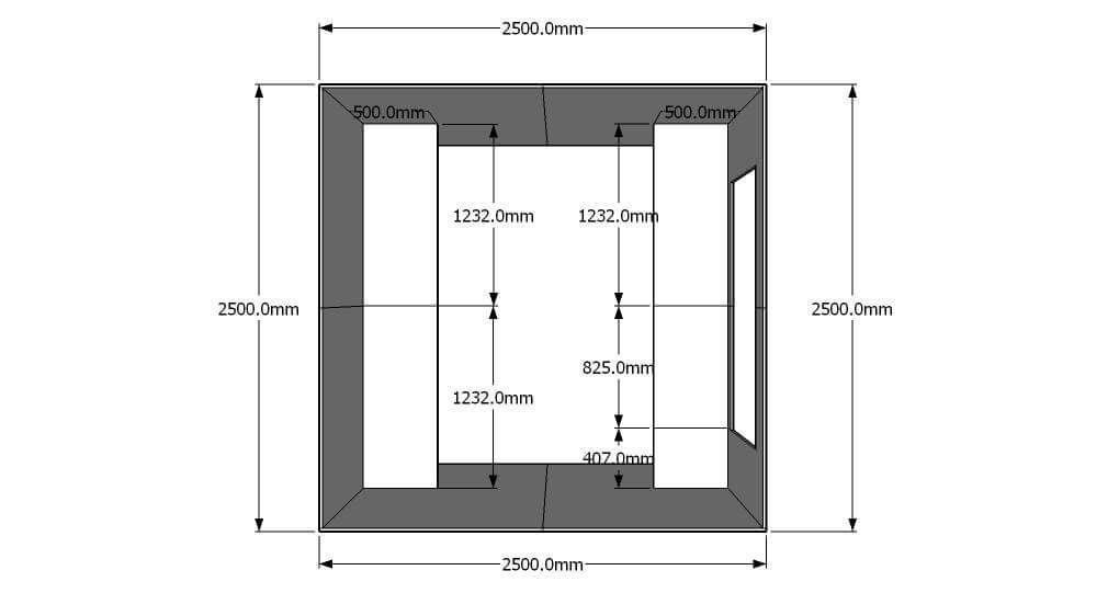 Diseño de interiores para Centros Comerciales