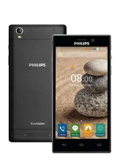 Celular Philips Xenium V787 Como Nuevo