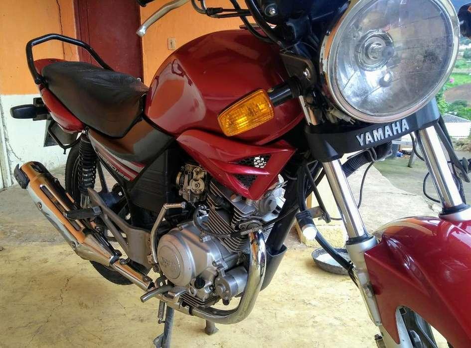 Vendo Yamaha Libero 125 2014