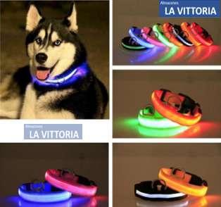 Collares para Mascotas LED Super Luminosos