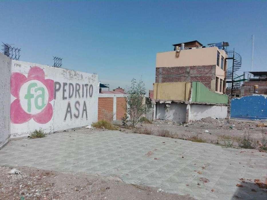 EN VENTA TERRENO CERCA A LA ESTACIÓN DE BOMBEROS CERCADO