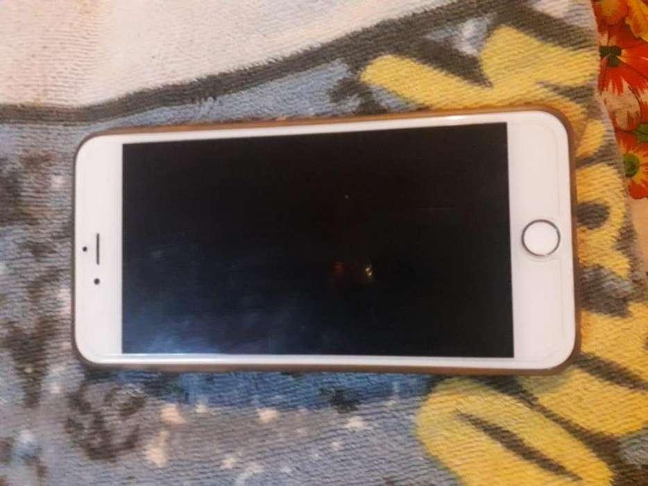 iphone 6 plus,cargador y auricular