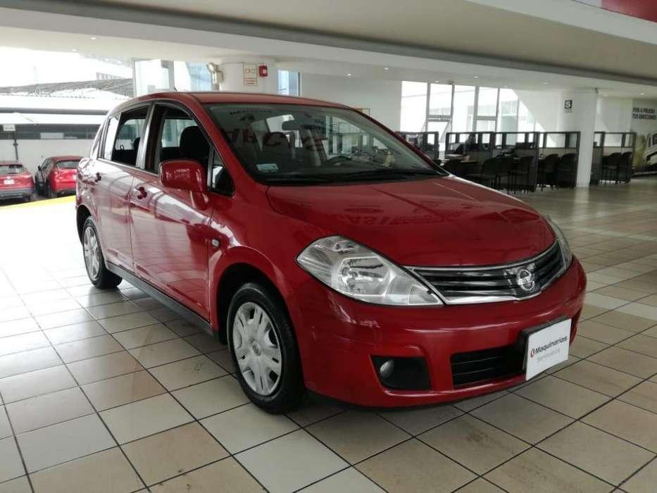 Nissan Tiida 2010 - 61000 km