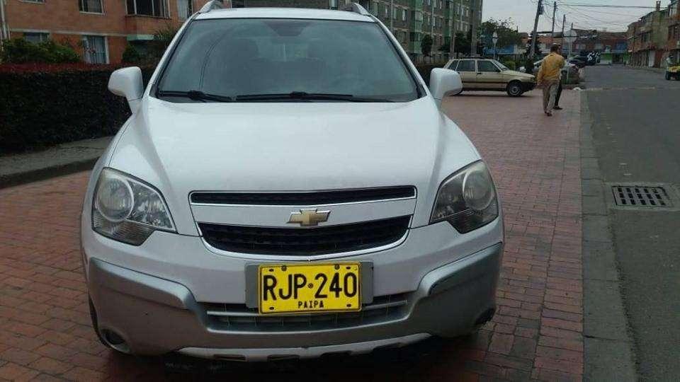 Chevrolet Captiva 2011 - 118000 km