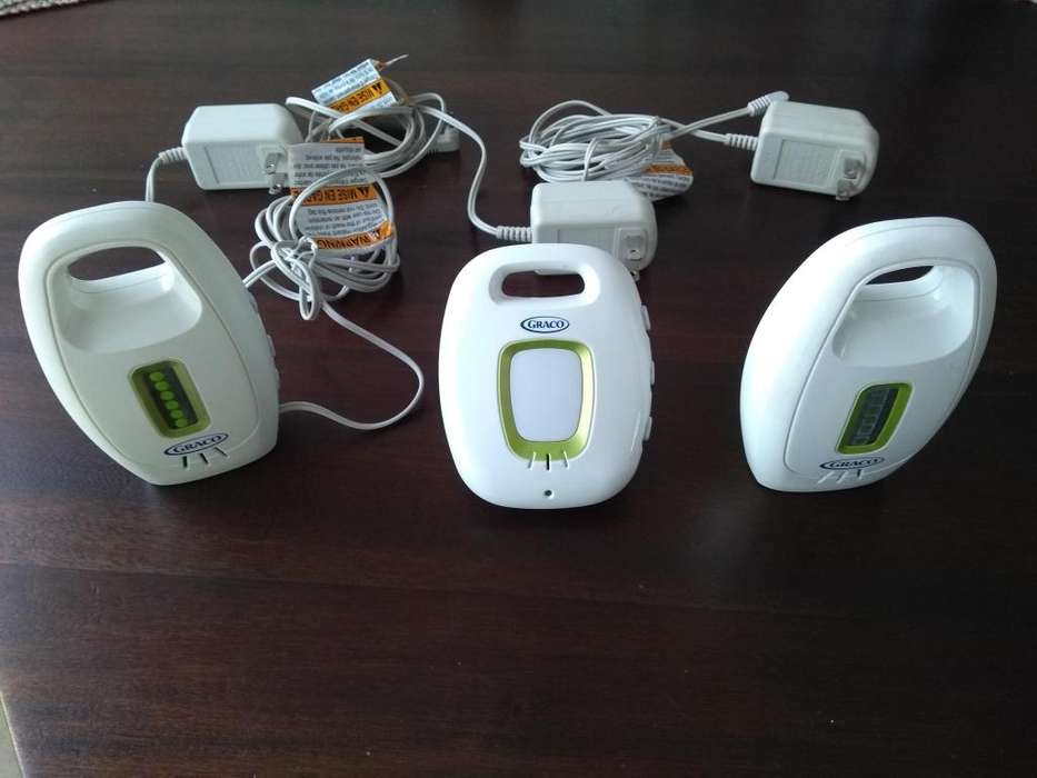 Monitor de bebes GRACO - Intercomunicador