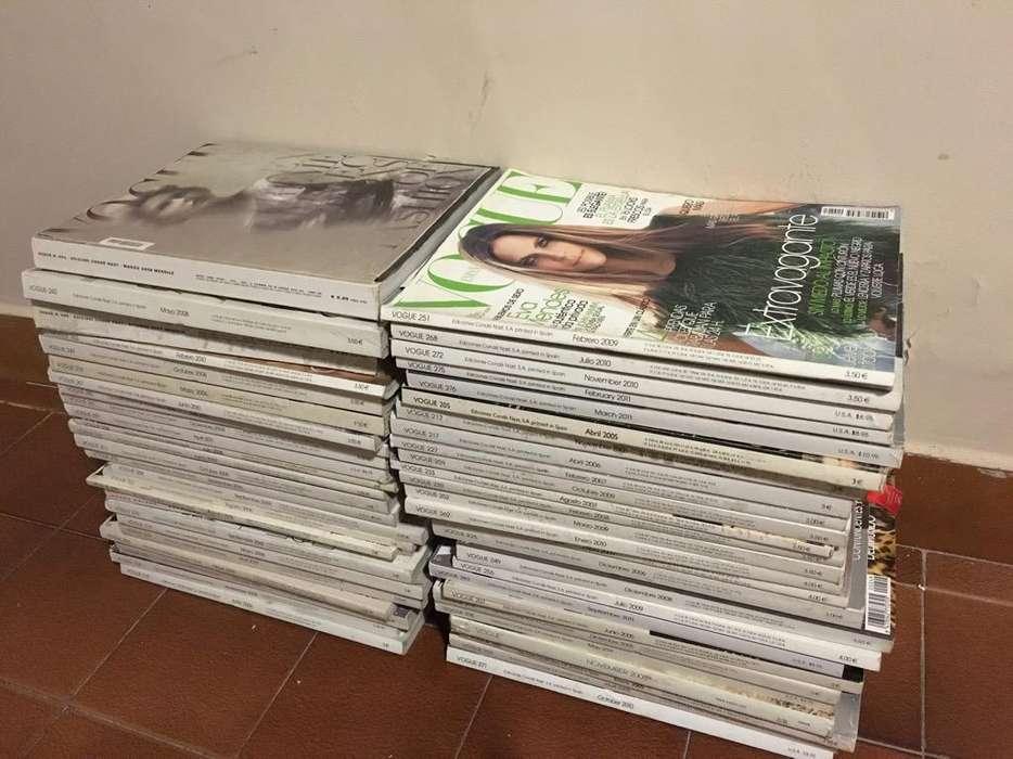 Revistas Vogues