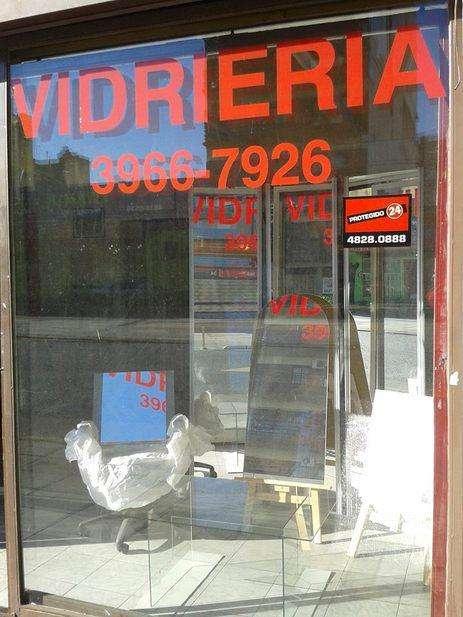 Vidrios, Espejos, Mamparas, rejas, cerramientos en Fe y Al. Vidrieria ArgenCristal
