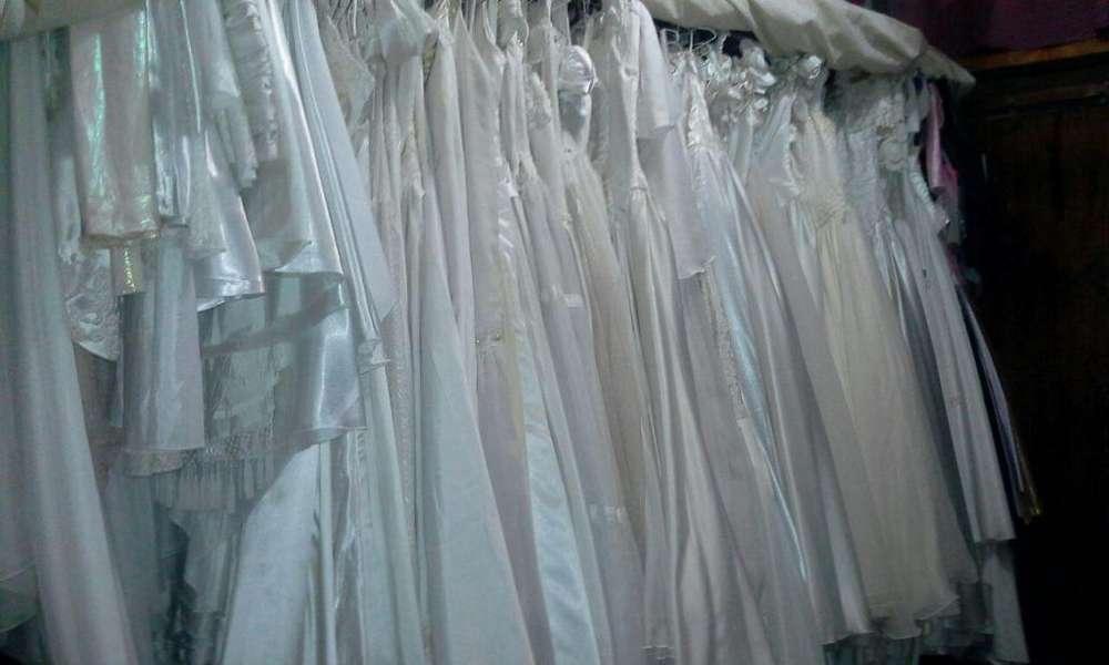 Vendo Vestidos de Novias
