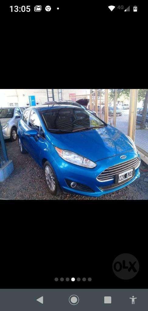 Fiesta Kinetic Se Plus 2014