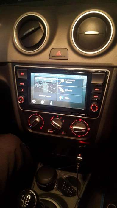 VW VOLKSWAGEN SURAN VOYAGE ESTEREO CENTRAL MULTIMEDIA STEREO CON ANDROID, GPS, BLUETOOTH