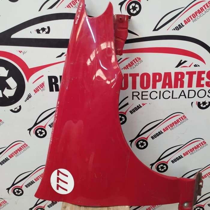 Guardabarro Delantero Derecho Fiat Palio 3135 Oblea:03075469