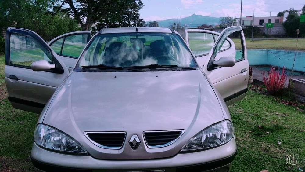 Renault Megane  2007 - 261000 km