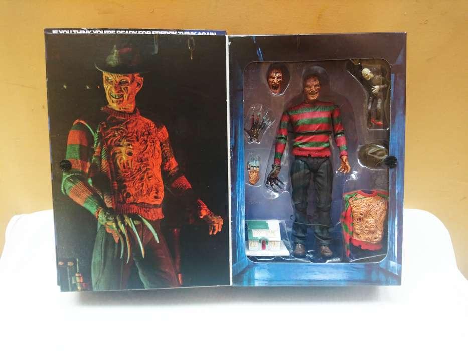 Figura de acción Freddy pesadilla en la calle Elm 3