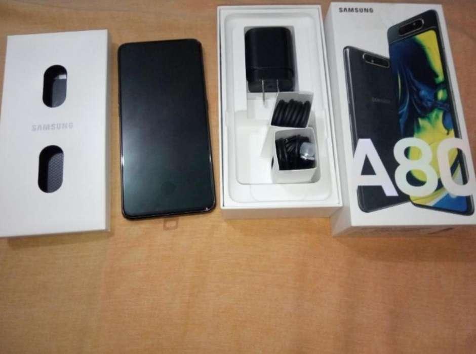 Vendo O Cambio Samsung Galaxy A80 Nuevo