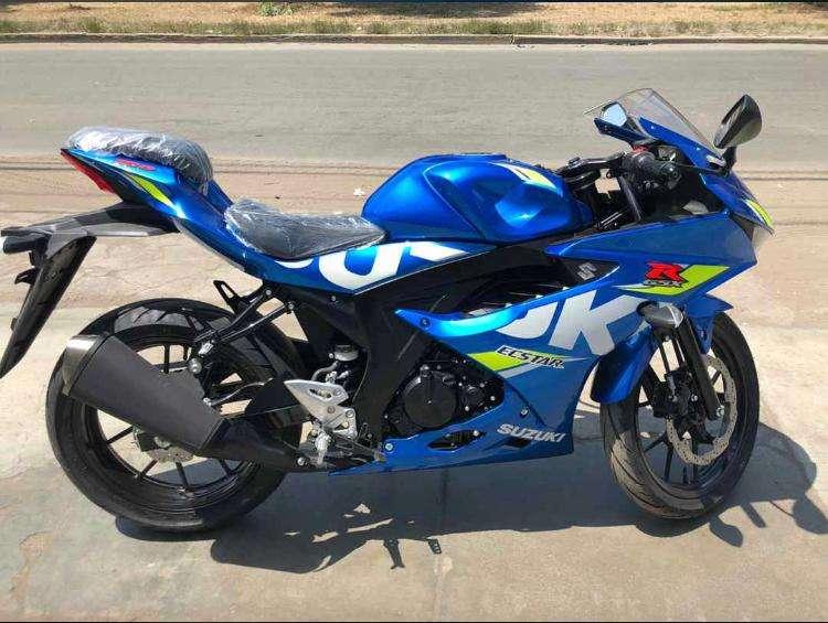 Vendo moto Suzuki GSXR 150 <strong>nueva</strong>