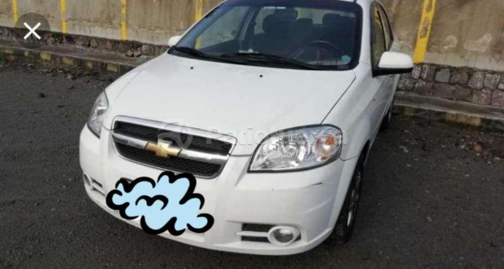 Chevrolet Aveo 2017 - 62000 km