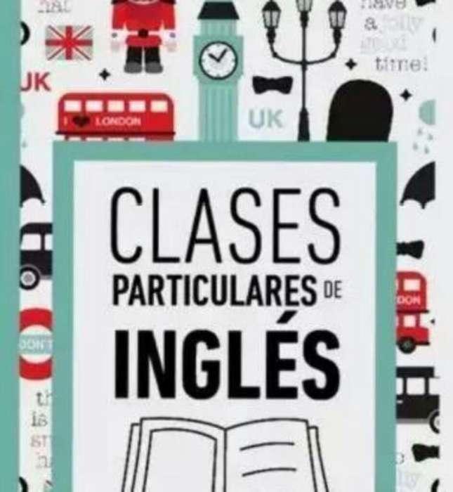 Clases de Ingles Particular