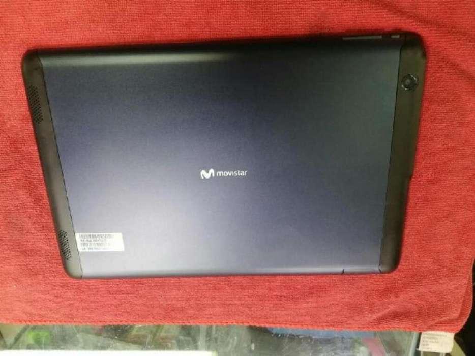 Tablet <strong>movistar</strong> para Repuesto