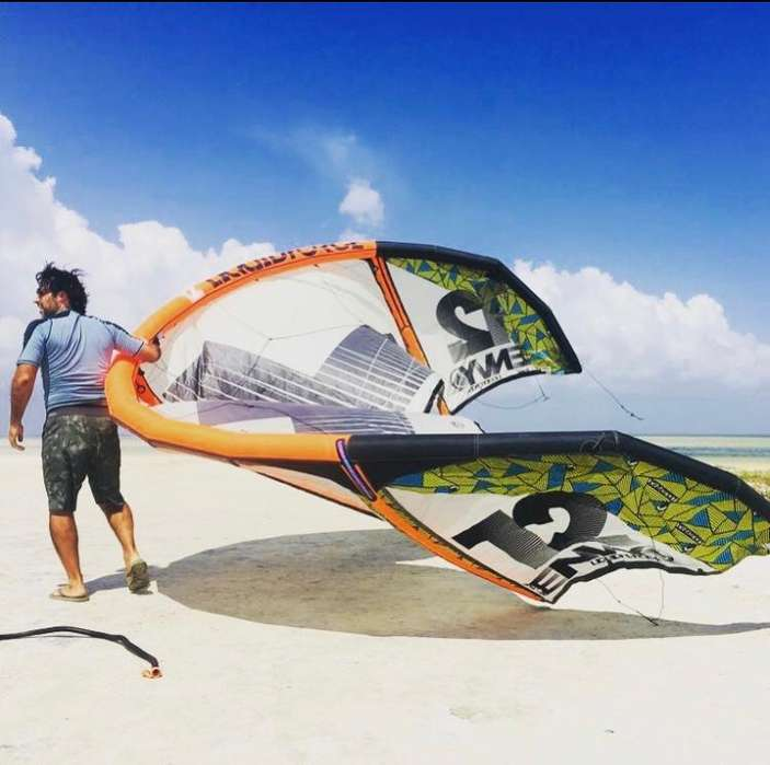 Kite liquid Force envy 12 Mts