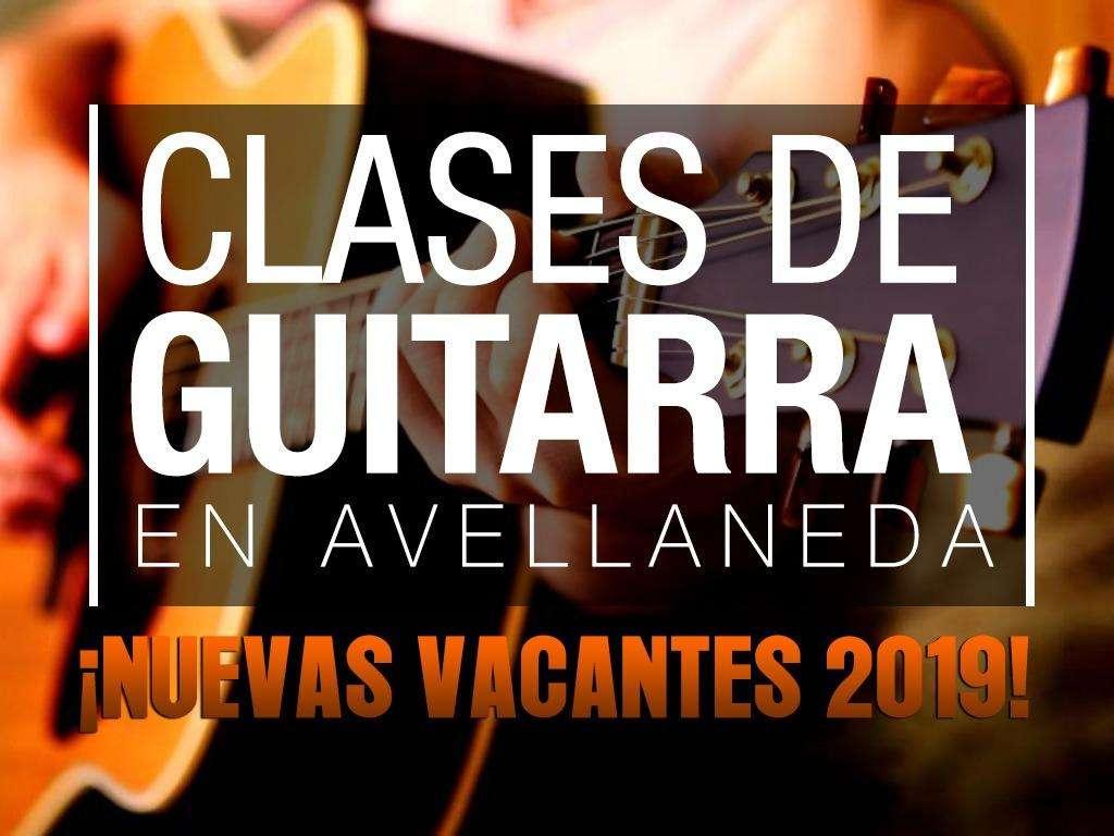Clases de Guitarra en Avellaneda
