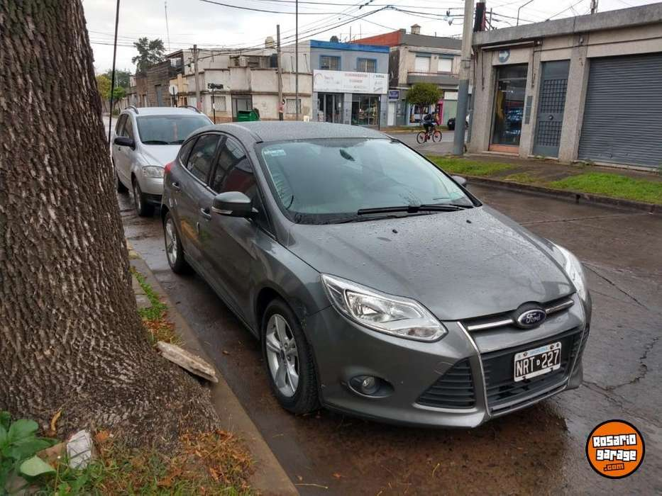 Ford Focus 2014 - 60000 km