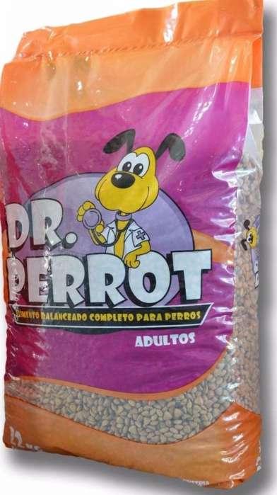 Alimento Balanceado Dr Perrot Adulto 22