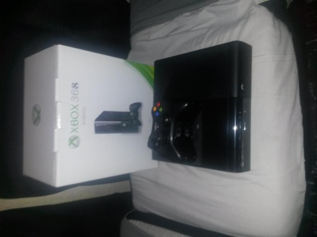 Xbox 360 E 2014 Chip Original Y 3 Juegos