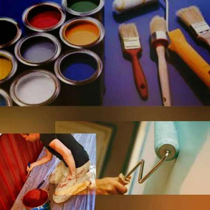 Pintura Y Revestimiento