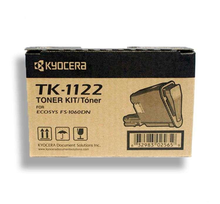 Cartucho Toner Kyocera Tk-1122 Fs-1060 Fs-1025mfp Fs-1125mfp